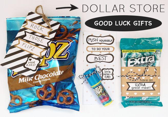 Good Luck Gifts | Gymnastics Meets