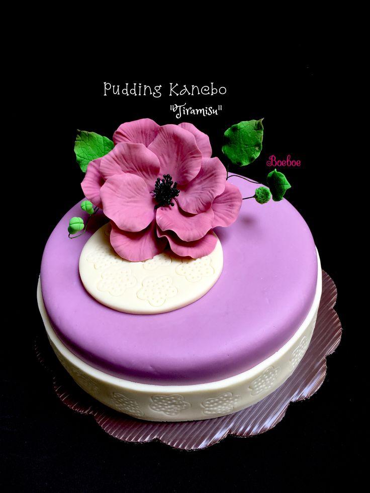 "Pudding Kanebo ""Tiramisu"""