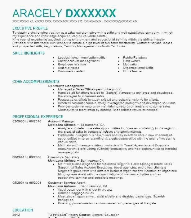 √ 27 resume for service industry  cover letter templates