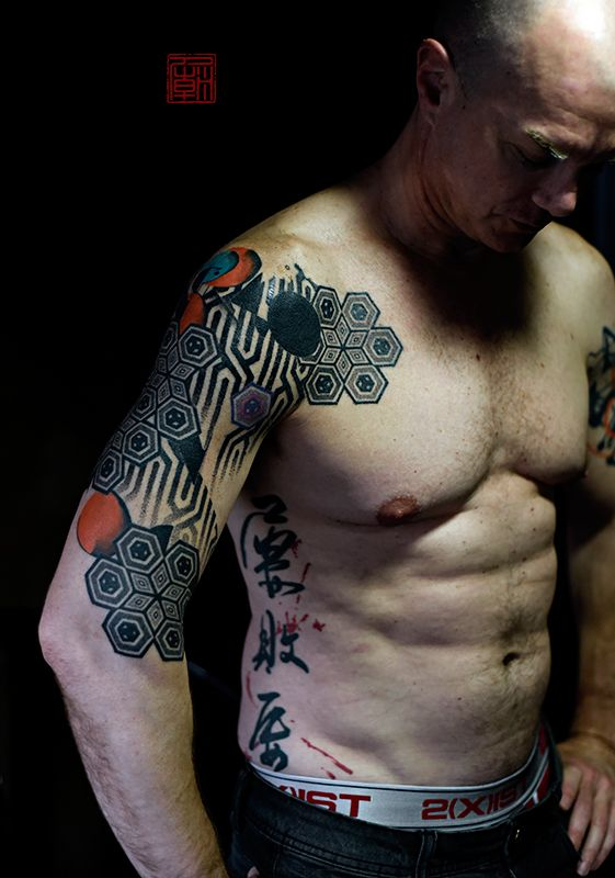 22 best images about tattoo inspirations on pinterest for Hong kong tattoo