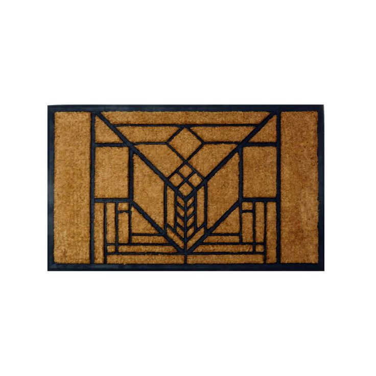 156 best craftsman textiles rugs patterns images on pinterest craftsman art nouveau and - Frank lloyd wright rugs ...