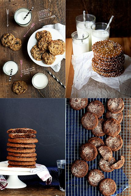 Favorite Cookies Round-Up by Cindy   Hungry Girl por Vida