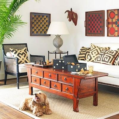 kuba cloth pillows wisteria'via haus design