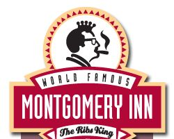 Want to eat ribs in style?  Go to the Montgomery Inn at the Boathouse.