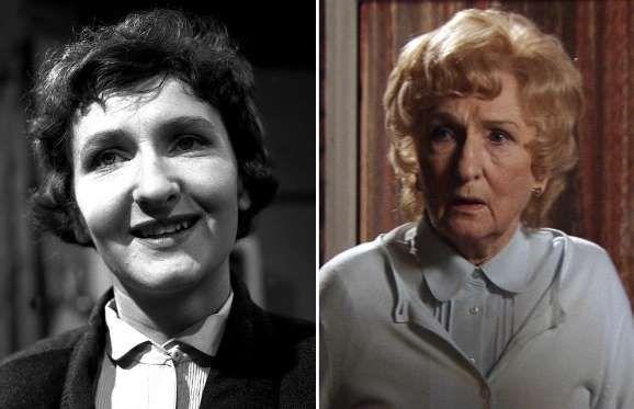 22. Eileen Derbyshire (1961 and 2012) - ITV/Rex Shutterstock