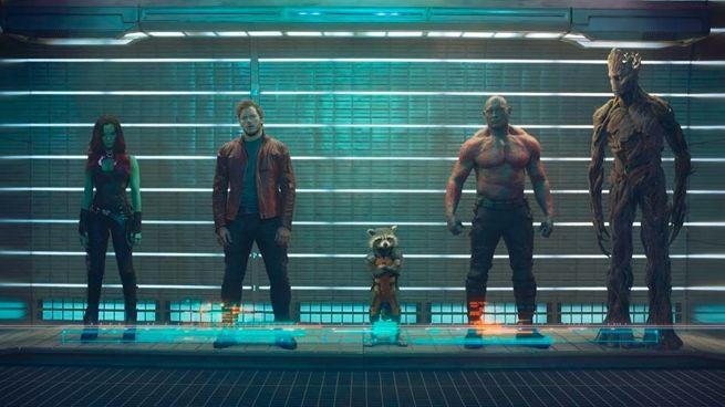 """""""Guardians of the Galaxy Vol. 2"""" kontynuacją """"Strażników galaktyki"""""""