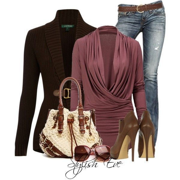 Stylish Eve Outfits 2013- A Fashion Guide to a Chic Fall_26
