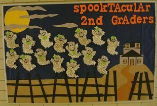 October Bulletin Board Ideas & Classroom Decorations