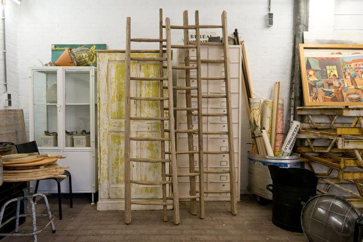 Bij bestelling aangeven welke ladder je wilt.