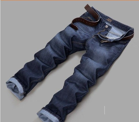Famous brand a*mani jeans mens high quality cal man designer robins men-in Jeans  US $29.80