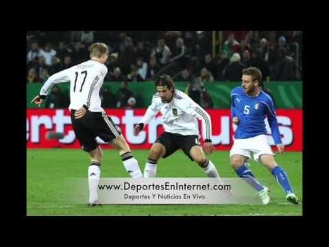 EN VIVO Transmision Alemania vs Italia HOY SABADO Eurocopa 2016