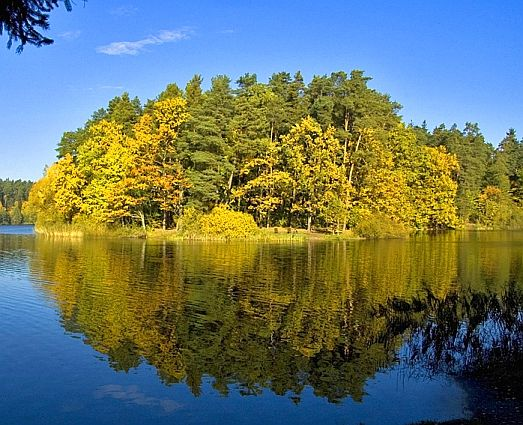 Długie Lake, Olsztyn