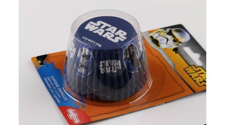 Muffin papír Star Wars mintás 50 db - Süss Velem.com