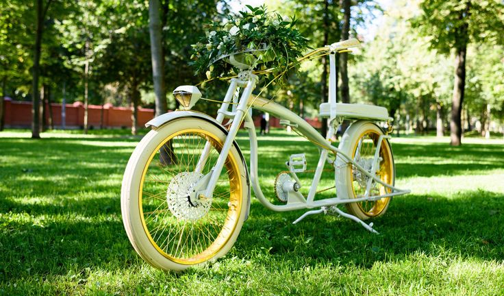 http://likebike.moscow #JustWeddingBike   Just Wedding Bike - Ruff Cycles Streamliner  самый свадебный велосипед, вело дизайн, Ana Kurmas, design, custom, kustom, bike