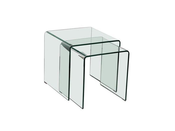 Fabulous  couchtisch beistelltisch glastisch wohnzimmer couchtische tische