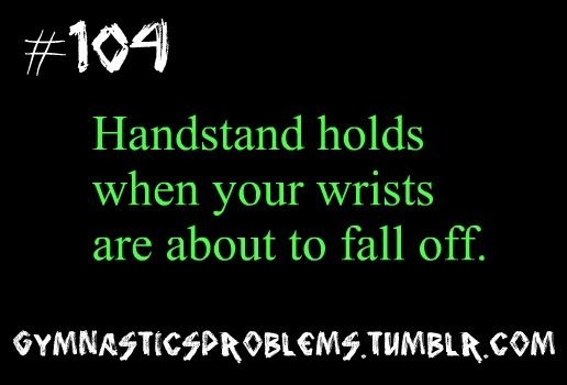 GYMNASTICS PROBLEMS : Photo