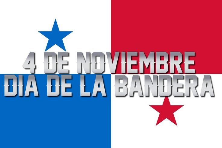 Día de la bandera panameña🇵🇦