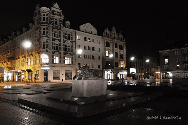 szlaki i bezdroża: Bytom - Wiedeń Północy