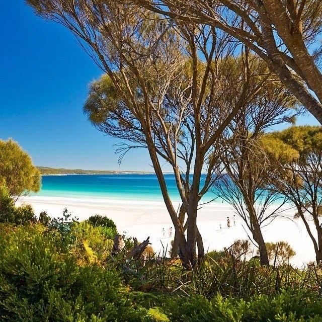 Coastal perfection at Binalong Bay. #binalongbay #tasmania #discovertasmania Image Credit: Elisa Detrez