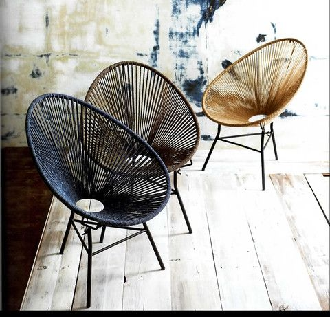 Ellipse Chair roost