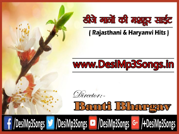 Desi Mp3 Songs is a big collection of rajasthani dj remix songs. Here you can download latest rajasthani new dj remix, punjabi and bollywood songs. visit us- http://www.desimp3songs.in