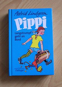 Pippi Langstrumpf geht an Bord - Astrid #Lindgren