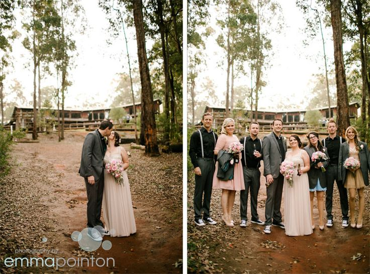 Winter Wedding in the Australian Bush {Nanga Bush Camp, Dwellingup} — Photography by Emma Pointon