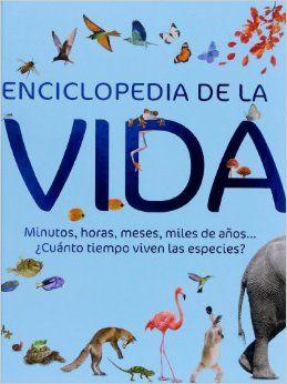 ntrodueix els lectors en el món natural  i les seves espècies.  La informació està organitzada en relació a la mitjana de vida o al cicle vital de cada espècie. Les il·lustracions són impressionants.