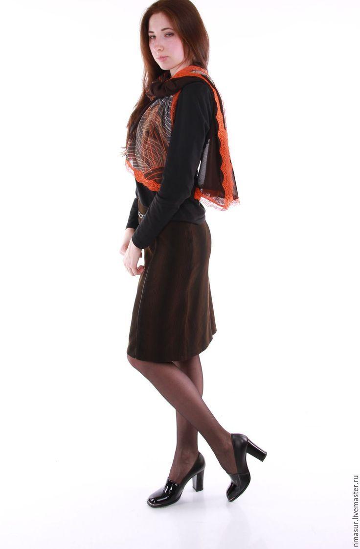 Офисные юбки и сарафаны