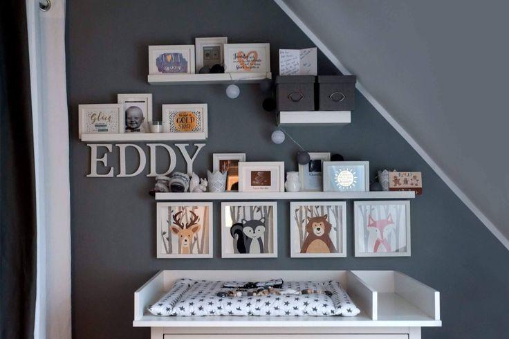 343 best nurserykinderzimmer images on Pinterest Nursery, Room