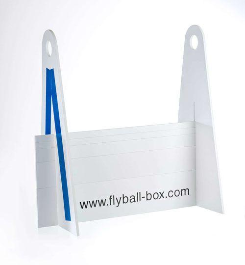 Flyball - překážka - modrá