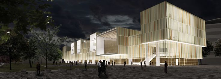 Helsinki, library, design competition