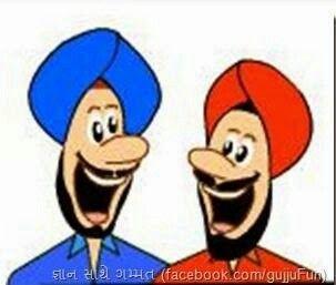 The Ultimate Punjabi: In English exam, Banta made sentences of the given WORDS as:  1. WHAT - Sweety nu Bunty naal vekh ke Pappu de matthay te WHAT pay gaye.  2. KILL - Teetu ne deewar te KILL thoak ke photo tangg ditti.  3. DIG - Per phissal jan di wajah naal Bittu farsh te DIG gaya.  4. MY - Assi ghar de kaam karn layi ek MY rakkhi hai.  5. PUT: Kal Santa ne mere baal PUT ditte!!