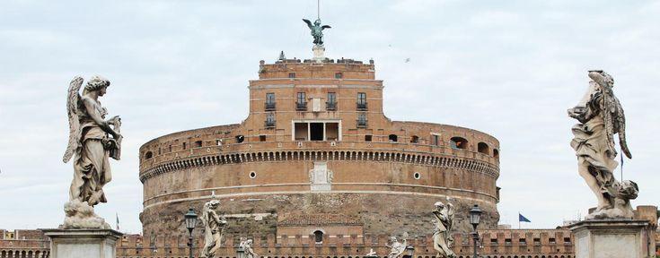 Castel Sant'Angelo Roma, Italya ve Müze