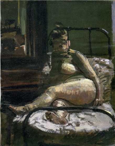 Walter Sickert - La Hollondaise