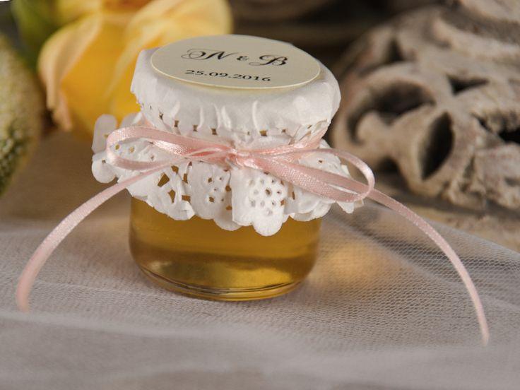 Podziękowania dla Gości miód słoiczek 50g  #decoris #miod #honey #podziekowanie #podziekowaniedlagosci #guest #favorbag #thankyou #wedding #bridetobe #weddingideas #sweets #gifts #prezent #wesele #rustic #rusticwedding
