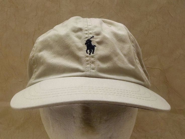 University Of Mississippi Ralph Lauren Polo Hat Adjustable Cap Ole Miss #Polo #OleMissRebels