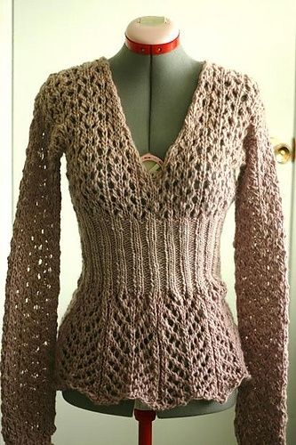 Hey @Jenna Nelson Pethick, that one is crochet. How about this knit one? And it's named Cherie. Meant to be, meant to be. by bernadette.lippman