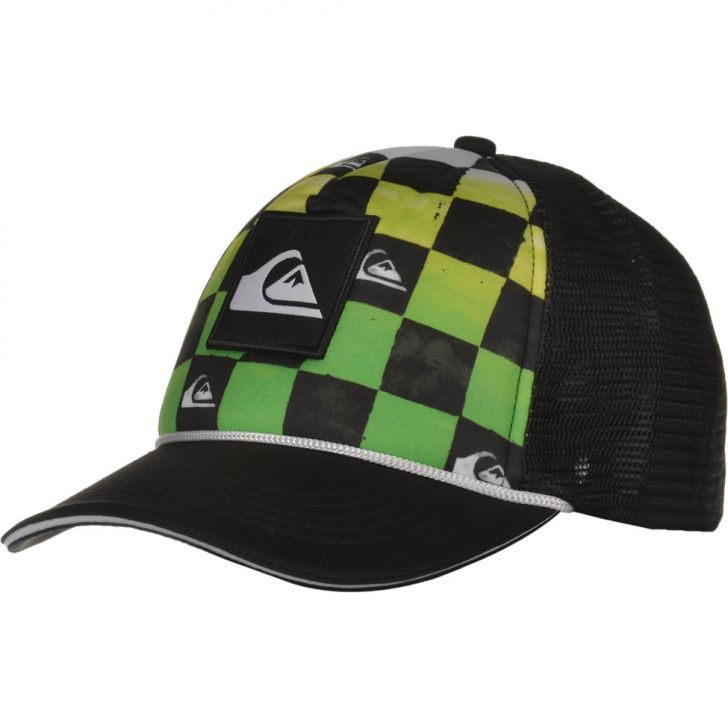 Quiksilver BONÉ QUIKSILVER OPTION TRUCKER