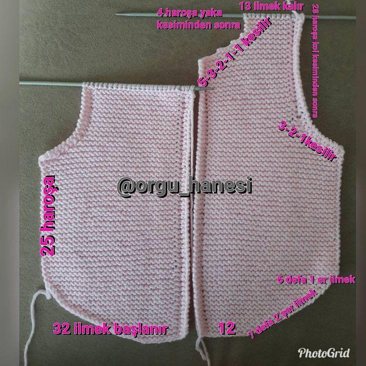 Pink Vest for Babies