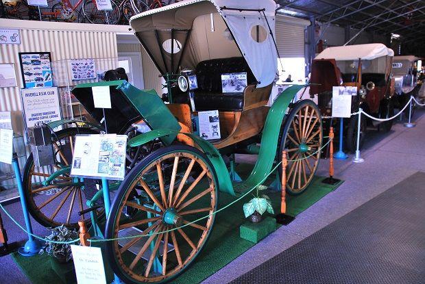 Funny Cars - National Transport Museum | The Travel Tart Blog