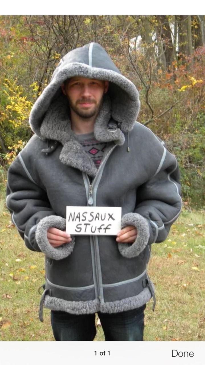 My Grey Bomber Jacket Leather Jacket Men Leather Jacket Style Shearling Coat Outfit [ 1280 x 719 Pixel ]