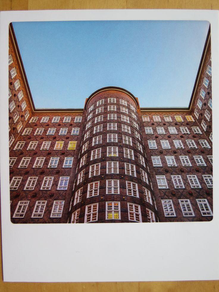 apartment building?