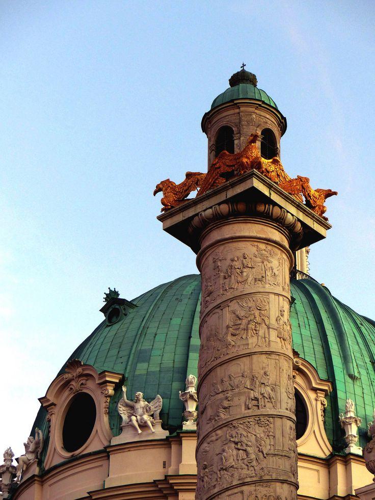 https://flic.kr/p/QaV4t1 | Wiener Karlskirche, Wien, Austria