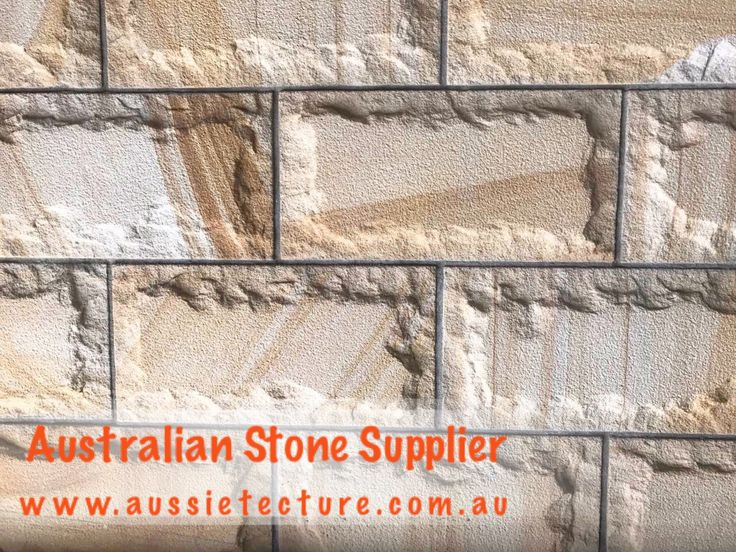 Rockface sandstone imported is absolutely beautiful and is available in 500 x 250 x 25mm + 20mm rockface. Sandstone Capping available too. -Sandstone Cladding -Natural stone cladding -Sydney Sandstone -Sandstone quarry -Landscape Idea -Sandstone Capping -Rockface Sandstone -Stone walling -Australian Sandstone -Australian Stone supplier -Sandstone Logs -Sandstone Retaining Wall -Sandstone Blocks -Sandstone House -Sandstone fireplace -Sandstone Paving