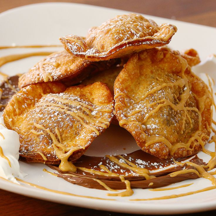 Deep-Fried Cookie Dough! Because sometimes you just need to indulge in something delicious. ...