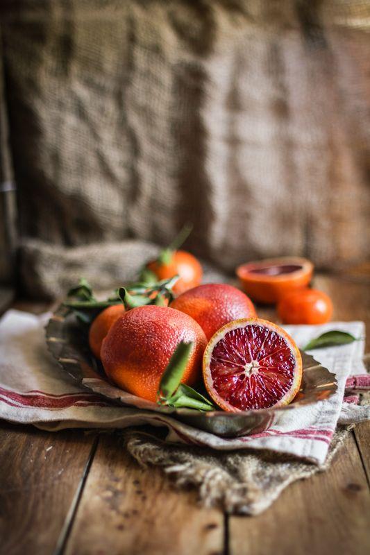 Blood Orange Panna Cotta / Adventures in Cooking