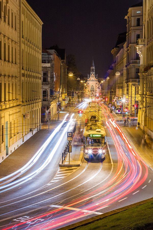 #Brno, #Czech Republic  by Roman Kozák on 500px