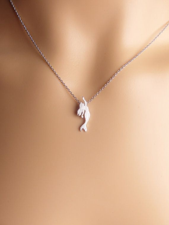 Silver Mermaid Necklace, gold mermaid Necklace, kids Necklace, Gift idea, Christmas present, Holiday gift,choker. (https://www.etsy.com/listing/466311315/mermaid-necklacegold-mermaid?ref=shop_home_active_4)