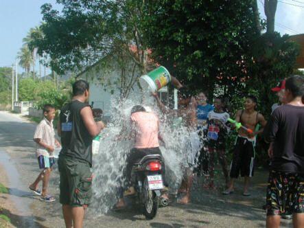 Songkran, Thailand's New Year in Bangkok - Nomadic Matt